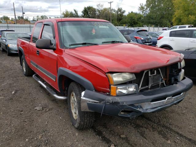 Chevrolet Silverado Vehiculos salvage en venta: 2003 Chevrolet Silverado