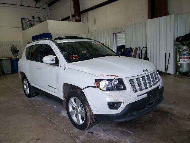 Salvage cars for sale from Copart Lufkin, TX: 2015 Jeep Compass LA