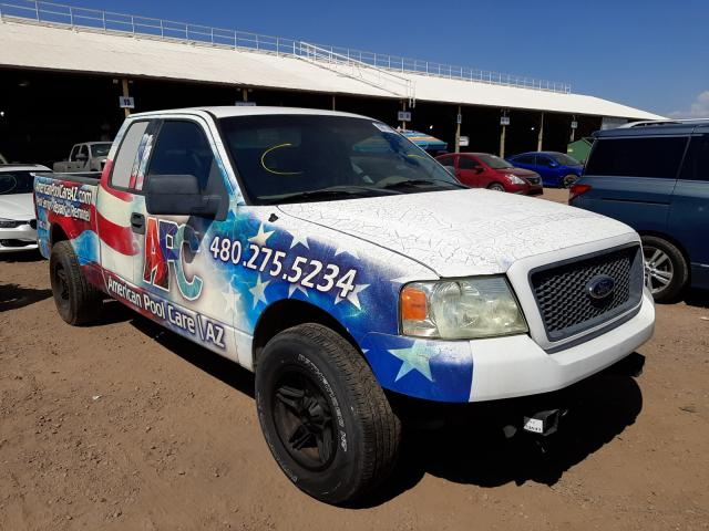 Salvage cars for sale from Copart Phoenix, AZ: 2004 Ford F150