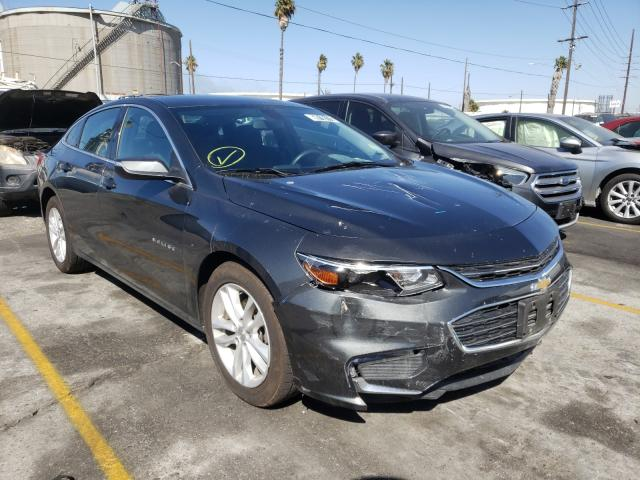 Salvage cars for sale from Copart Wilmington, CA: 2018 Chevrolet Malibu LT