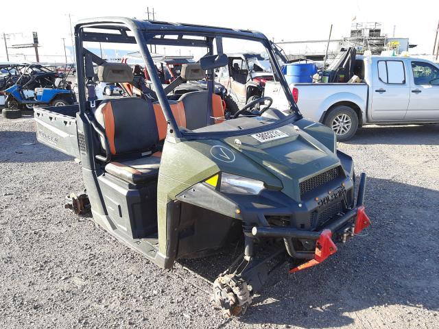 Salvage motorcycles for sale at Phoenix, AZ auction: 2015 Polaris Ranger 570