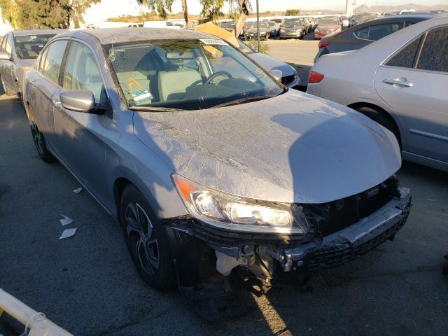 Vehiculos salvage en venta de Copart Martinez, CA: 2017 Honda Accord LX