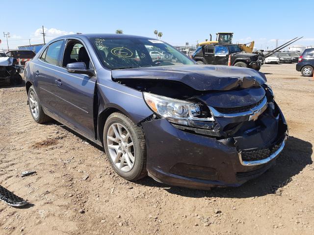 Salvage cars for sale from Copart Phoenix, AZ: 2015 Chevrolet Malibu 1LT
