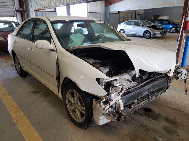 Salvage cars for sale from Copart Mocksville, NC: 2002 Toyota Camry LE