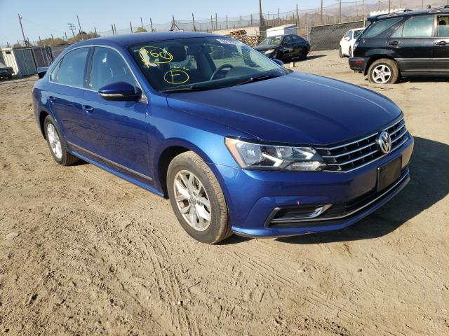 Salvage cars for sale from Copart San Martin, CA: 2016 Volkswagen Passat
