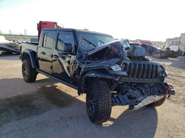 Salvage cars for sale at Tucson, AZ auction: 2021 Jeep Gladiator