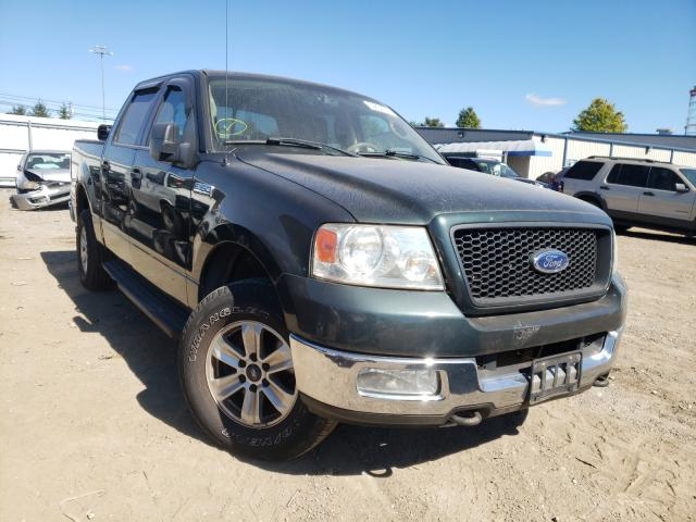 Ford F-150 salvage cars for sale: 2005 Ford F-150