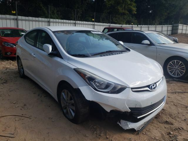Hyundai salvage cars for sale: 2015 Hyundai Elantra SE