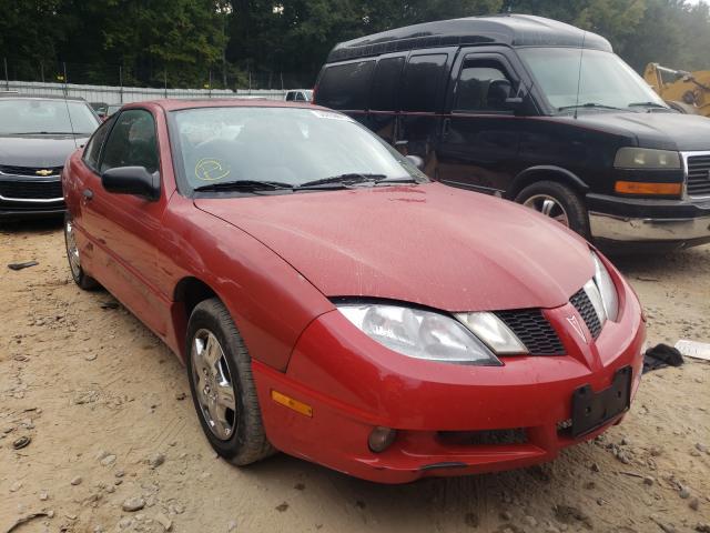 Pontiac Sunfire salvage cars for sale: 2005 Pontiac Sunfire