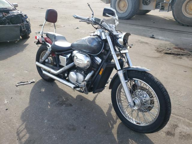 Salvage cars for sale from Copart Dunn, NC: 2002 Honda VT750 DC