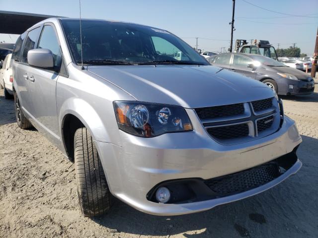 Vehiculos salvage en venta de Copart Los Angeles, CA: 2019 Dodge Grand Caravan