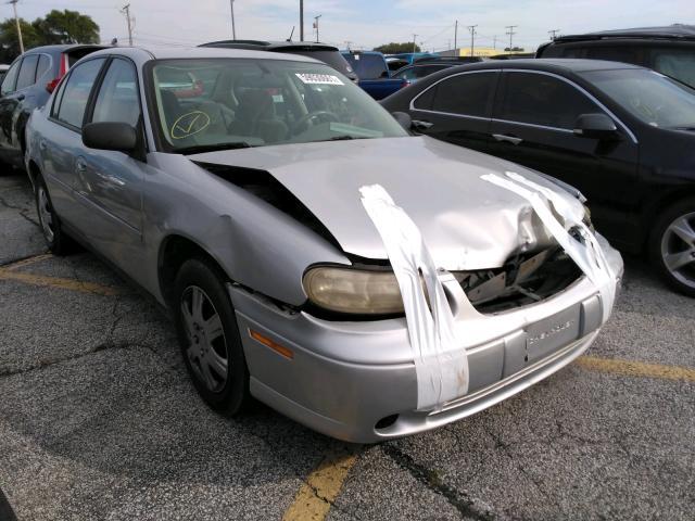 Chevrolet Malibu salvage cars for sale: 2005 Chevrolet Malibu