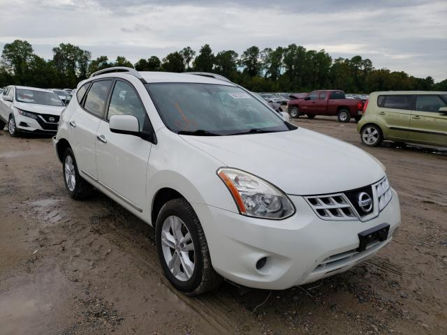 2012 NISSAN ROGUE S JN8AS5MTXCW252098