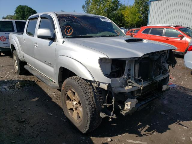 Salvage cars for sale from Copart Portland, OR: 2010 Toyota Tacoma DOU