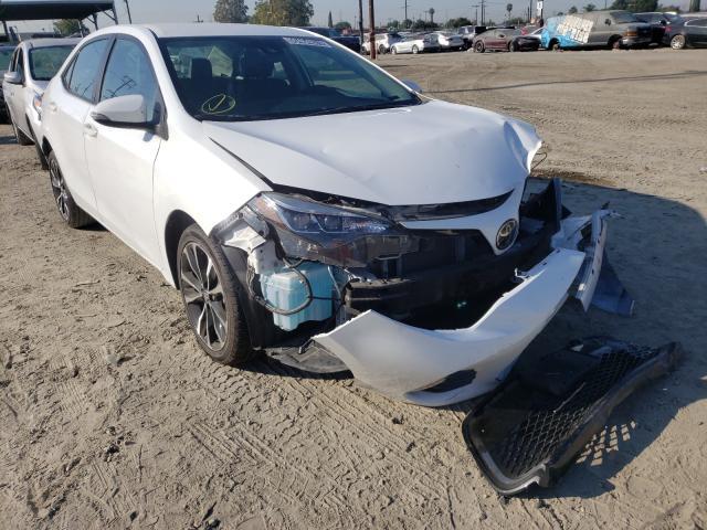 Vehiculos salvage en venta de Copart Los Angeles, CA: 2019 Toyota Corolla L