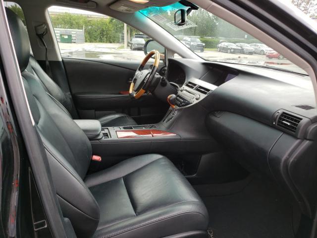 2012 LEXUS RX 350 2T2ZK1BAXCC071418
