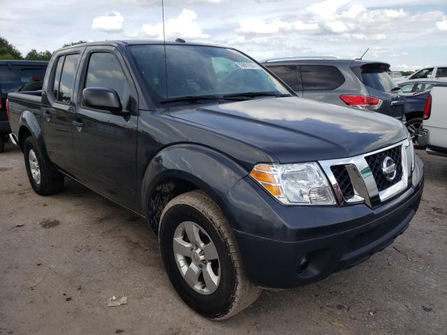 Salvage trucks for sale at Riverview, FL auction: 2013 Nissan Frontier S