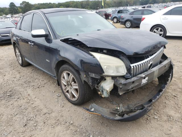Salvage cars for sale at Conway, AR auction: 2008 Mercury Sable Premium