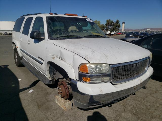 Vehiculos salvage en venta de Copart Martinez, CA: 2003 GMC Yukon XL K