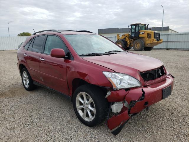Vehiculos salvage en venta de Copart Bismarck, ND: 2009 Lexus RX 350