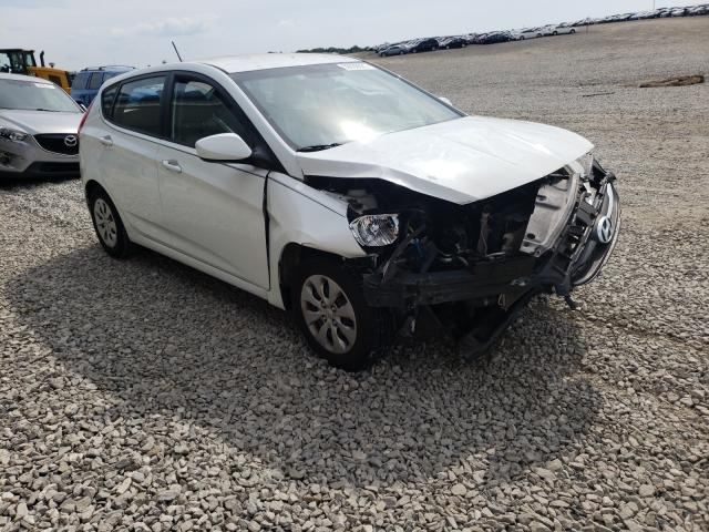 Salvage cars for sale from Copart Earlington, KY: 2015 Hyundai Accent GS