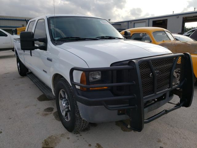 Salvage cars for sale from Copart Houston, TX: 2007 Ford F350 SRW S