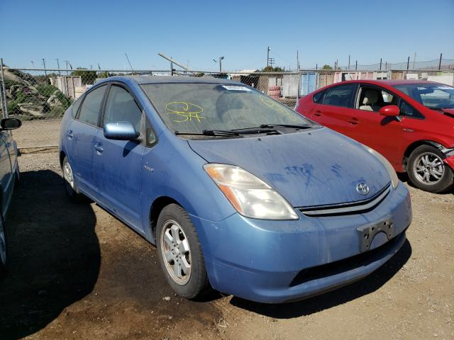 Salvage cars for sale from Copart San Martin, CA: 2007 Toyota Prius