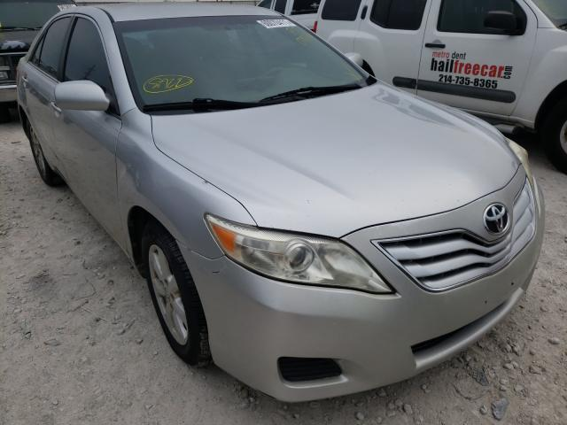 Salvage cars for sale from Copart Haslet, TX: 2010 Toyota Camry Base