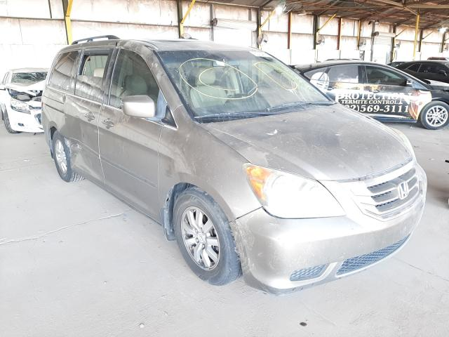 Salvage cars for sale from Copart Phoenix, AZ: 2010 Honda Odyssey EX