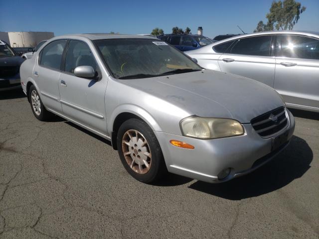 Vehiculos salvage en venta de Copart Martinez, CA: 2000 Nissan Maxima GLE