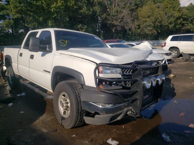 Vehiculos salvage en venta de Copart Austell, GA: 2005 Chevrolet Silverado
