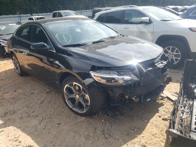 Vehiculos salvage en venta de Copart Austell, GA: 2020 Chevrolet Malibu LT