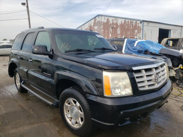 Cadillac Escalade salvage cars for sale: 2002 Cadillac Escalade
