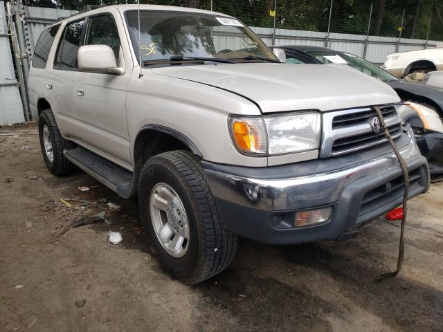 Salvage cars for sale from Copart Austell, GA: 1999 Toyota 4runner SR