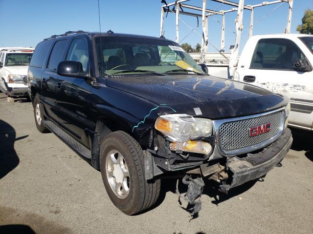 Vehiculos salvage en venta de Copart Martinez, CA: 2003 GMC Yukon XL D