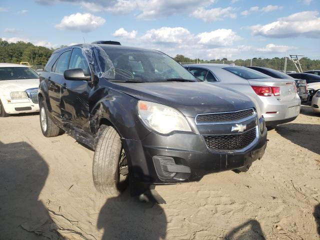 Chevrolet salvage cars for sale: 2012 Chevrolet Equinox LS