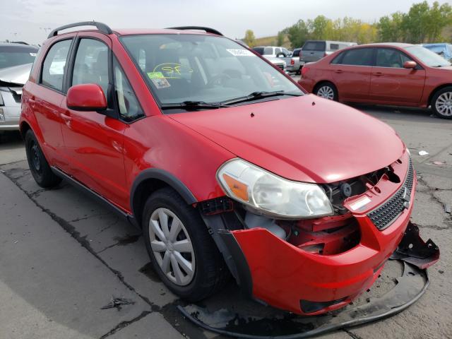 Suzuki salvage cars for sale: 2011 Suzuki SX4