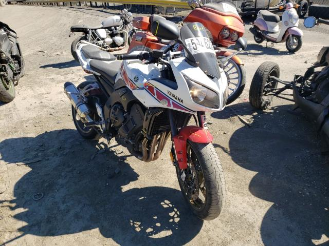Salvage cars for sale from Copart Waldorf, MD: 2009 Yamaha FZS10