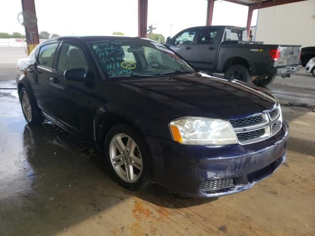 Vehiculos salvage en venta de Copart Wilmer, TX: 2011 Dodge Avenger MA