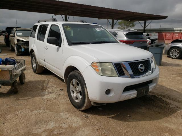 Salvage cars for sale from Copart Temple, TX: 2008 Nissan Pathfinder
