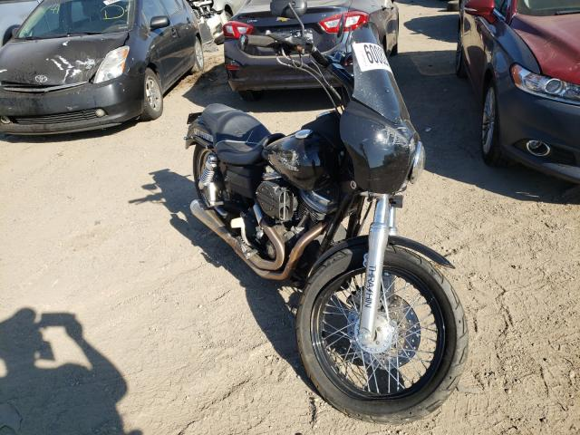 Salvage motorcycles for sale at Portland, MI auction: 2006 Harley-Davidson Fxdbi