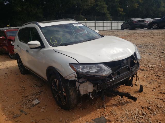 Vehiculos salvage en venta de Copart Austell, GA: 2018 Nissan Rogue S