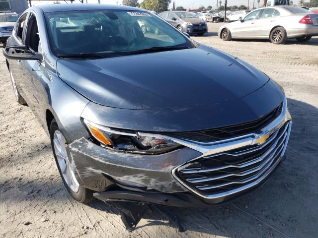 Vehiculos salvage en venta de Copart Los Angeles, CA: 2019 Chevrolet Malibu LT