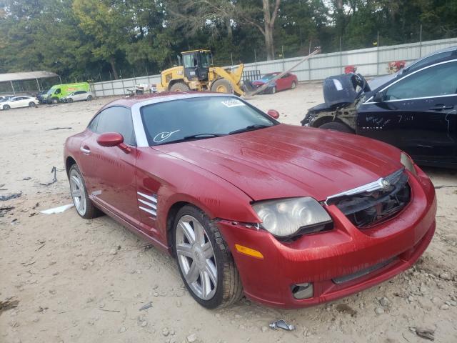 2007 Chrysler Crossfire for sale in Austell, GA