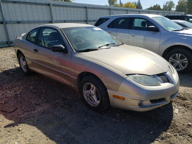 Pontiac Sunfire salvage cars for sale: 2004 Pontiac Sunfire