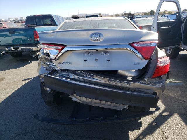 2017 TOYOTA CAMRY LE 4T1BF1FK5HU380944