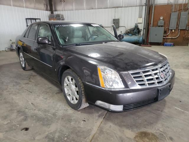 Cadillac salvage cars for sale: 2008 Cadillac DTS