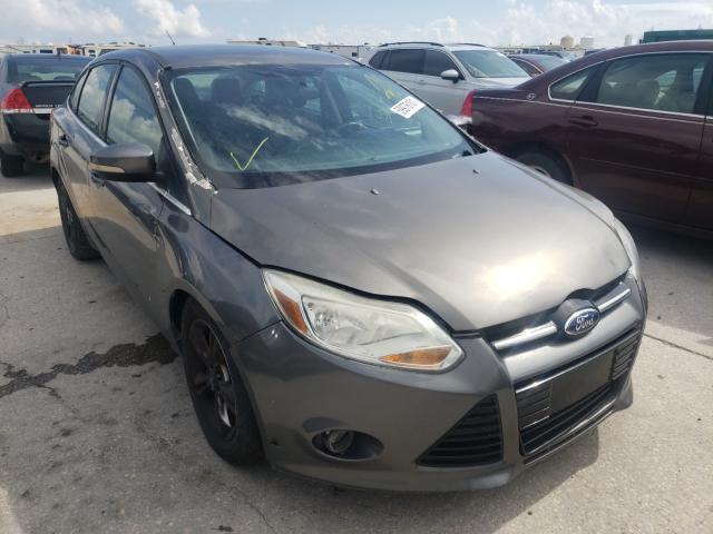 Salvage cars for sale from Copart New Orleans, LA: 2013 Ford Focus Titanium