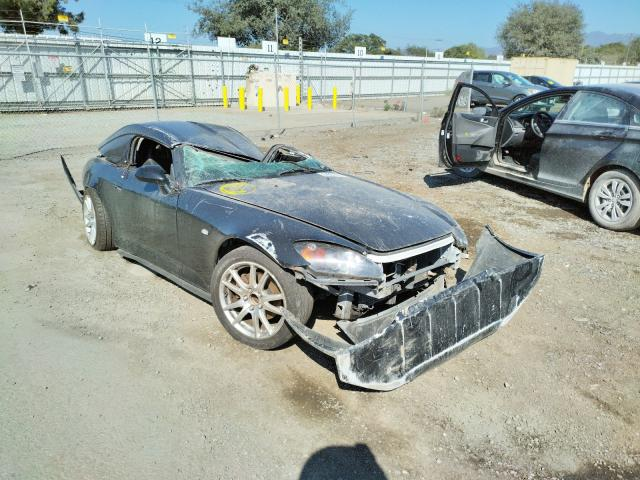 Honda S2000 salvage cars for sale: 2004 Honda S2000