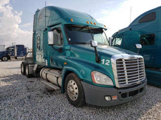Freightliner salvage cars for sale: 2010 Freightliner Cascadia 1